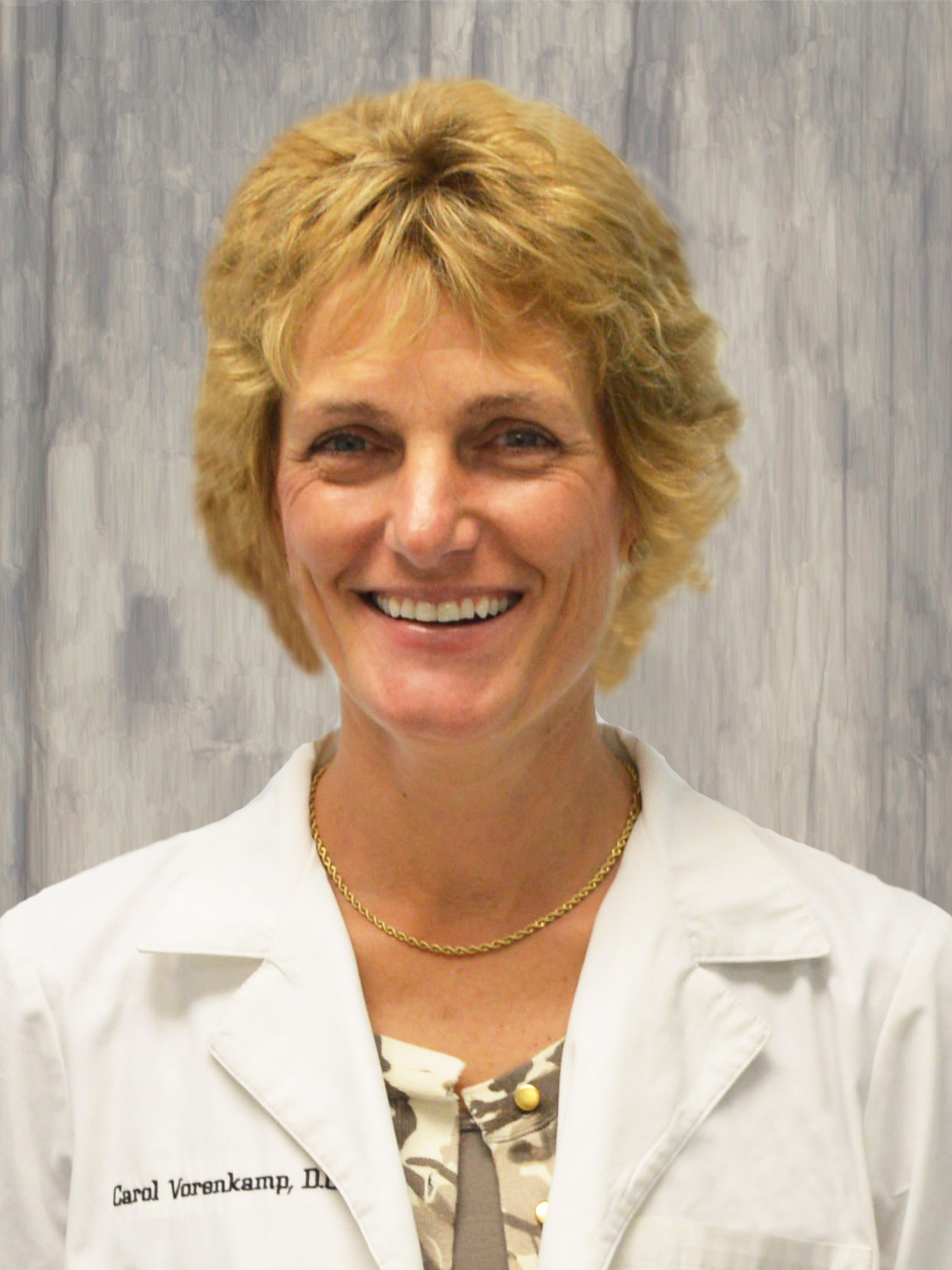 Carol Vorenkamp, DO - An Employed Provider of Memorial Healthcare