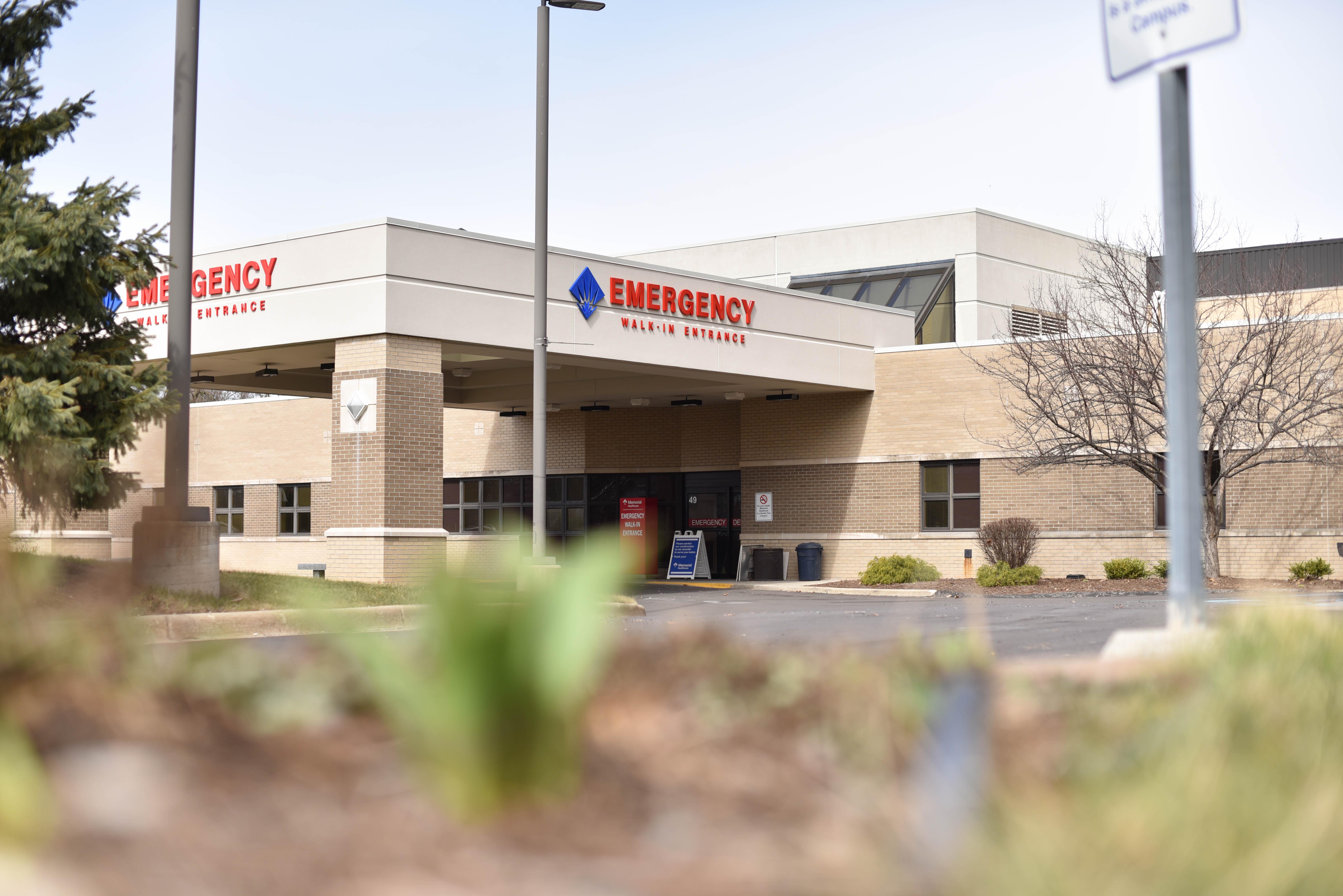Emergency Medicine - Memorial Healthcare