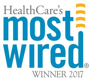 HealthCares Most Wired Winner 2017