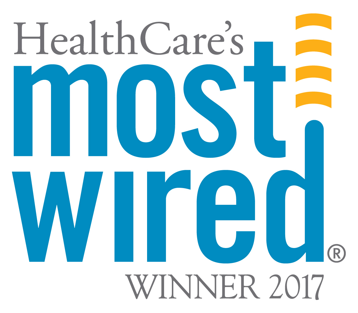 Memorial Receives Most Wired IT Award - Memorial Healthcare