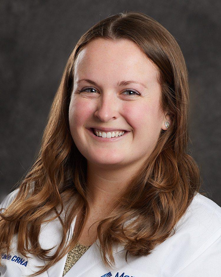 Kalin Wade, MSN, CRNA - An Employed Provider of Memorial Healthcare